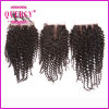 Quercy Hair Factory Wholesale Price Kinky Curly Lace Closure
