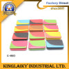 Promotion Leather Emboirdery Name Card Box with Logo (K-003)