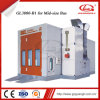 China Guangli Factory Supply Spray Paint Booth Baking Oven for MID-Size Bus