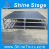 Aluminum Frame 18mm Plywood Platform Performance Stage