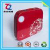 Trapezoidal Portable Tin Rectangle Box for Mooncake