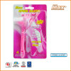 Popular in Russion Hot Selling Stainless Steel Blade Disposable Shaving Razor (LA-8503)