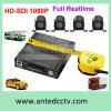 1080P 4/8 Channel Mobile Car DVR for Vehicles CCTV Video Surveillance System