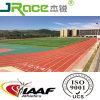 UV Resistance Outdoor Use Rubber Running Track (400m 8 lanes)