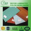 Wood Grain Laminate Kitchen Cabinets/White Board