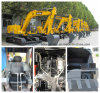 Crawler Excavators Bd90 (8.5tons/0.5m3) High Performance for Digging and Grabing