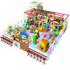 Candy Theme Children Plastic Indoor Amusement Playground Equipment
