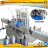 Automatic Outdoor Portable Heating Can Sealing Machine