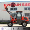 Qingdao Everun 1.2 Ton Mini Snow Blower Front Loader with Euroiii Engine