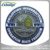 Metal Challenge Coin with Customer 3D Logo