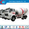 Sinotruk HOWO 10 Wheel Heavy Duty Concrete Cement Mixer Truck