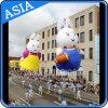 Inflatable Cartoon Rabbit Balloon Toy Helium Balloon for Kids