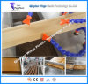 WPC Composite Decking Profiles Extruder, WPC Profile Production Line, Stand Column Profiles Machine