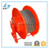 Spring Loaded Retractable 50m Cable Reel