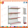 Customized Steel Supermarket Flat Back Panel Wall Shelves (Zhs580)