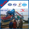 2016 Hot Chain Bucket Gold Dredging Vessel in Africa