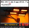 Car Amber LED Surface Mount Warning Light Bars
