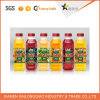 Plastic Fruit Beverage Bottle Sticker Adhesive Sticker Label Printing