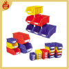 Stackable PP Plastic Compartment Storage Parts Box