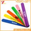 Manufacture Sport PVC Reflective Slap Wristband (YB-SW-07)