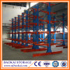 Red Storage Cantilever Racking Shelving Systems