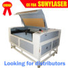 Nonmetals 100W Laser Machine with Cutting and Engraving Functions