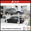 High Standard Automated Outdoor Parking Garage and System