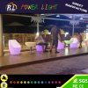 Color Changing Glowing Rechargeable LED Bar Furniture