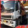 6*4 LHD Heavy Equipment Used Putzmeister Isuzu Concrete Cement Mixer Truck