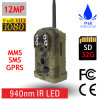 12MP HD GPRS MMS Hunting Trail Scouting Game Camera