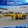 Container Transport Terminal Semi Trailer for Port Use