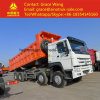HOWO 8*4 Dump Truck with Higher/Thicker Side Wall