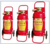Trolly Fire Extinguisher 25-100kg