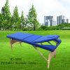 Wooden Portable Massage Table with Adjustable Backrest Mt-009B