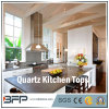 Black Quartz, Artificial Stone, White Quartz, Quartz Slabs for Kitchen Countertop