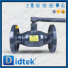 Didtek Fully Welded Flanged Steel St 37.8 GOST 12815-80 Ball Valve