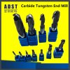 Solid Carbide Tungsten Aluminum End Mill for CNC Machine Tools