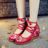 Chinese Women's Shoes Canvas Fashion Shoes