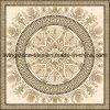 1200*1200 Golden Color Carpet Design Puzzle Floor Tile