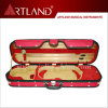 Hard Oblong Violin Case Red (SVC306)