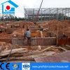 Concrete Foundation with Anchor Bolt for Steel Structure Frame Building