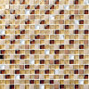 Hot Sale Mixed Color Mosaic Patterns Swimming Pool Tiles