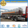 40kl Aluminium Alloy Tanker Trailer 40000 Liters High Quality Fuel Tank Trailer