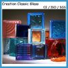 190*190 *95mm Clear or Colored Glass Block-Glass Brick for Wall