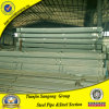 Z40, Z80, Z100g Pre Galvanized Surface Treatment Steel Tube