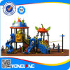 PVC Coated Platform Outdoor Playground Equipment
