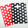Polka DOT Printing Plastic Shopping Bag