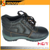 PU Sole Safety Working Leather Shoe (SX-XHL-9025)