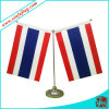 Custom Made Mini Decorative Flags, Stand Flags