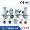 Straight/Elbow of Stainless Steel Hydraulic Hose Fittings